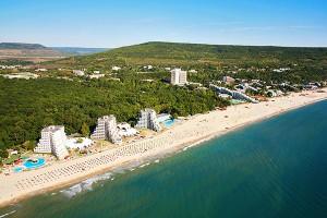 albena bugarska leto