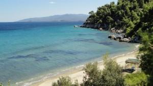 salonikiou grčka leto
